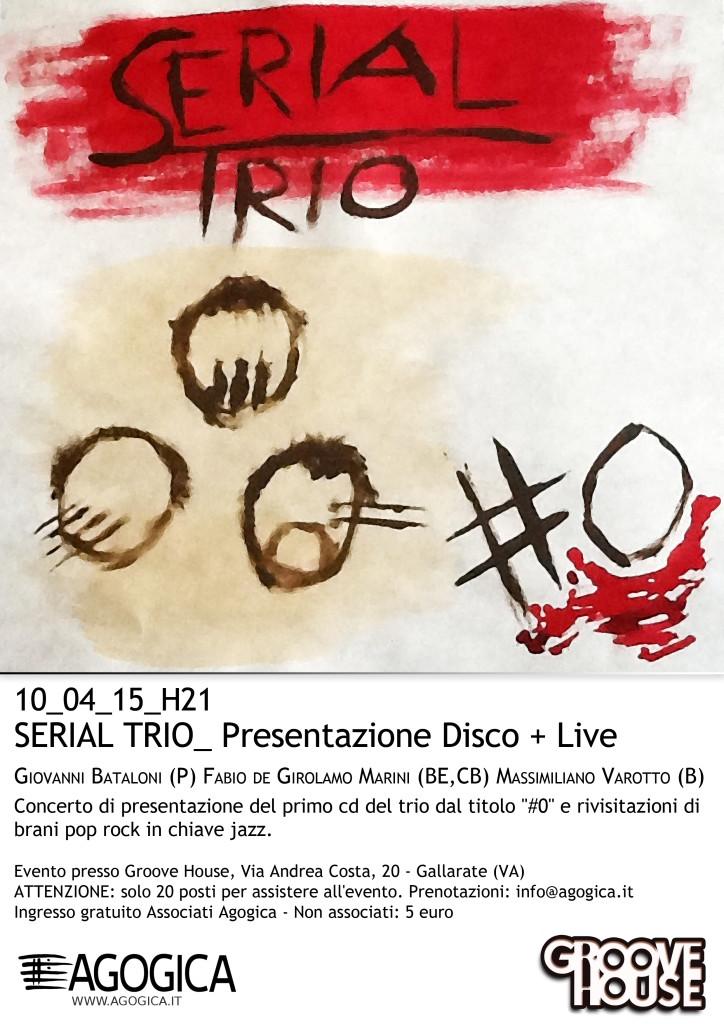 Serial Trio Live